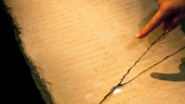 Massive Discovery Unearthed In Israel Reveals Shocking Message From Angel! According To Experts, the Most Important Find Since Dead Sea Scrolls (Video)