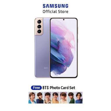 Samsung Galaxy S21+ Smartphone [256GB/ 8GB]