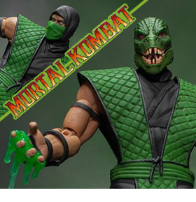STORM COLLECTIBLES 1/12 SCALE MORTAL KOMBAT FIGURES