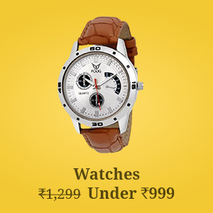 Watches under Rs.999