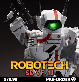 ROBOTECH SD FIGURES