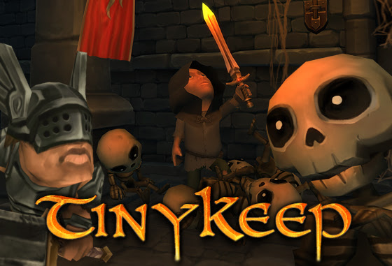 TinyKeep action-roguelike to release the end of September on sale