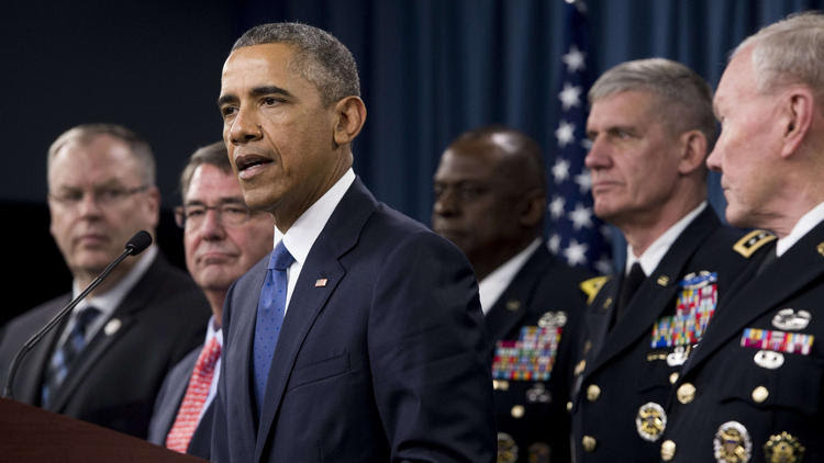 Is the Military Getting Ready to Remove Obama?