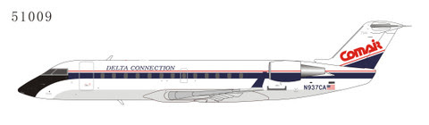 Bombardier CRJ100ER Delta Connection N937CA | is due: July 2019