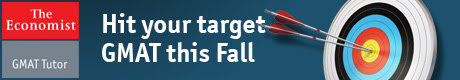460x80 Hit Your Target GMAT This Fall