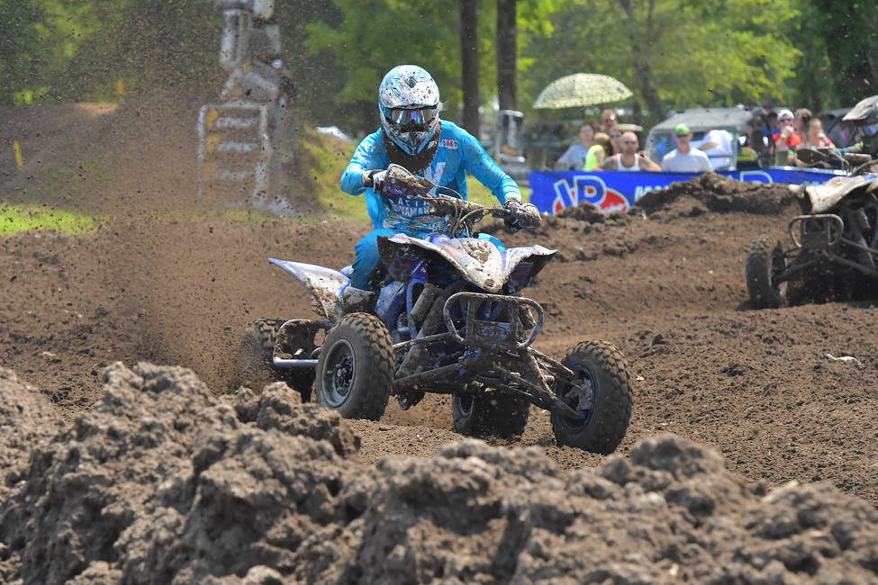 Yamaha's Chad Wienen will come into the 2019 season sporting the No. 1 plate, and looking to earn his seventh ATVMX National Championship.