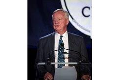 The Jockey Club chairman Stuart Janney III at the 2019 Round Table