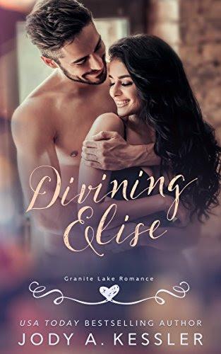 Cover for 'Divining Elise (Granite Lake Romance Book 4)'