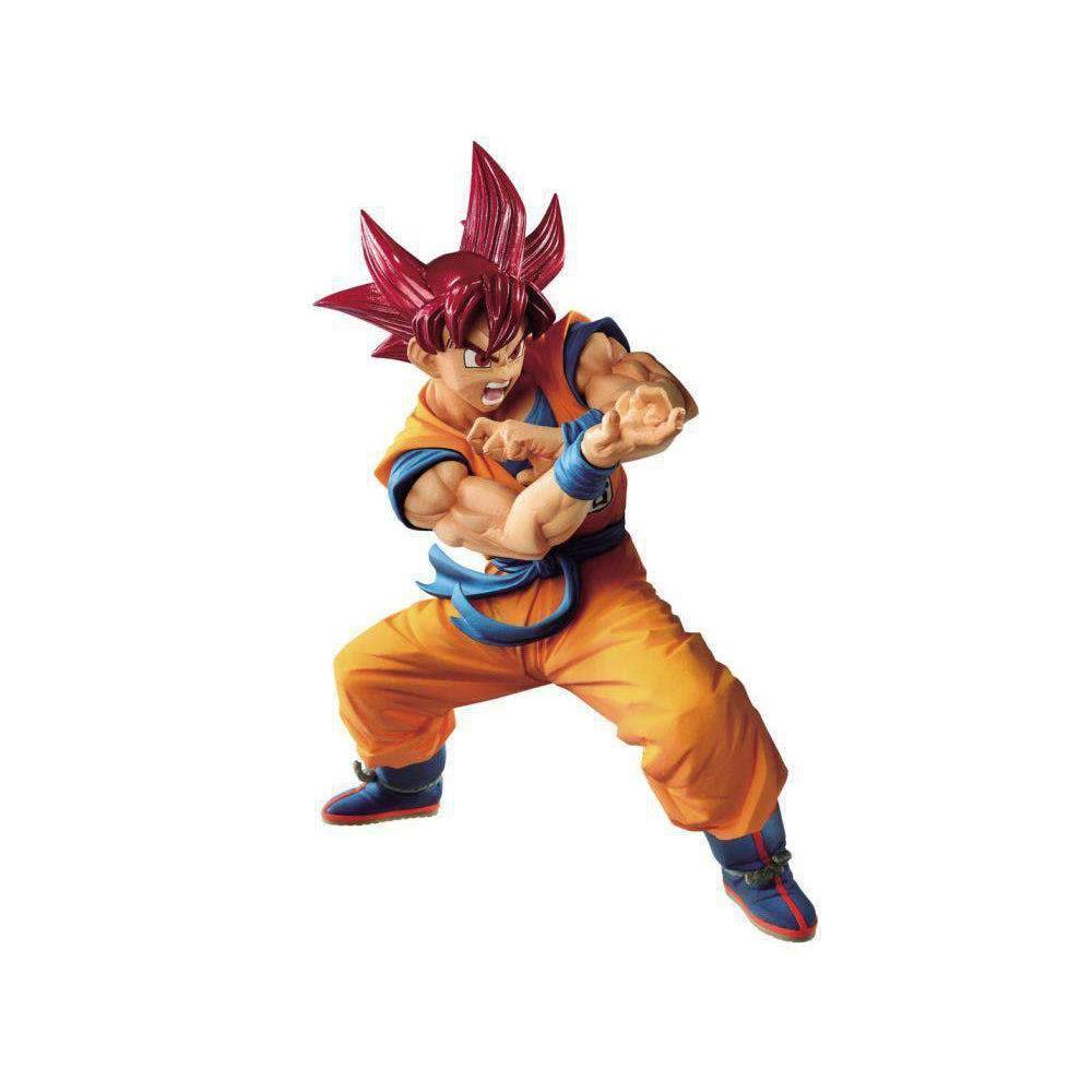 Image of Dragon Ball Super Blood of Saiyans Super Saiyan God Goku (Special Ver. Vol.6) - OCTOBER 2019