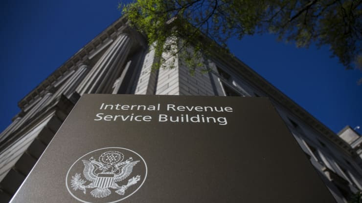 This is the latest on filing your taxes