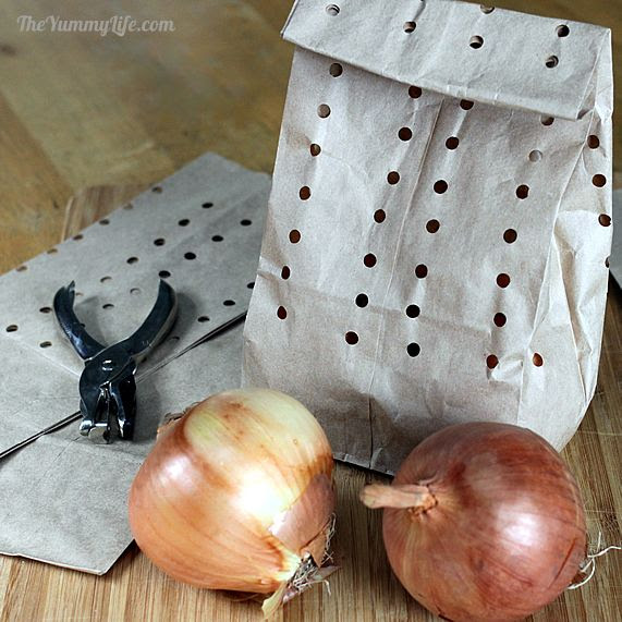 How to Store Onions, Garlic, & Shallots 6004