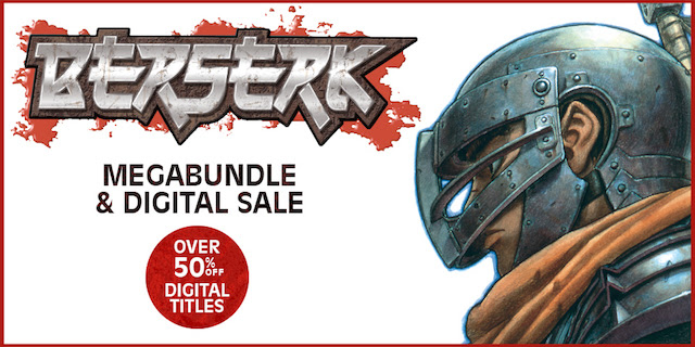 Berserk Digital Sale