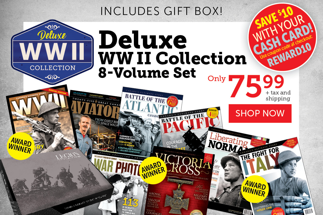 WW II Collection 8-Volume Set