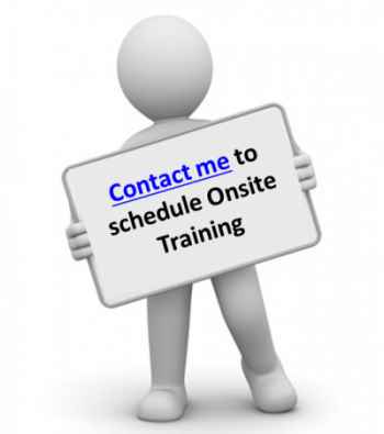 contact me for on site training of massage workshops