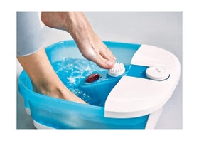 Soothing Foot Care With 3 in 1: