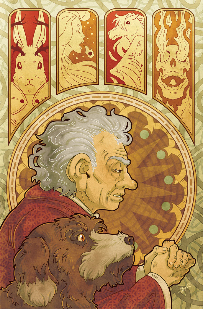 Storyteller Witches #1 Cover B