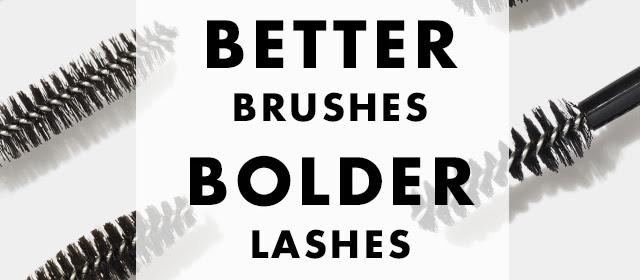 NEW formulas. BETTER brushes.