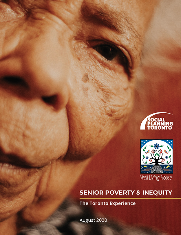 Cover or Senior Poverty & Inequity report