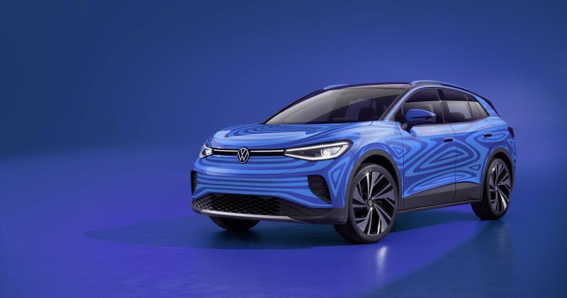 Novità Volkswagen - La ID.4 e la ID.3