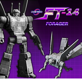FT-14 FORAGER - EARLY BIRD SAVE $8