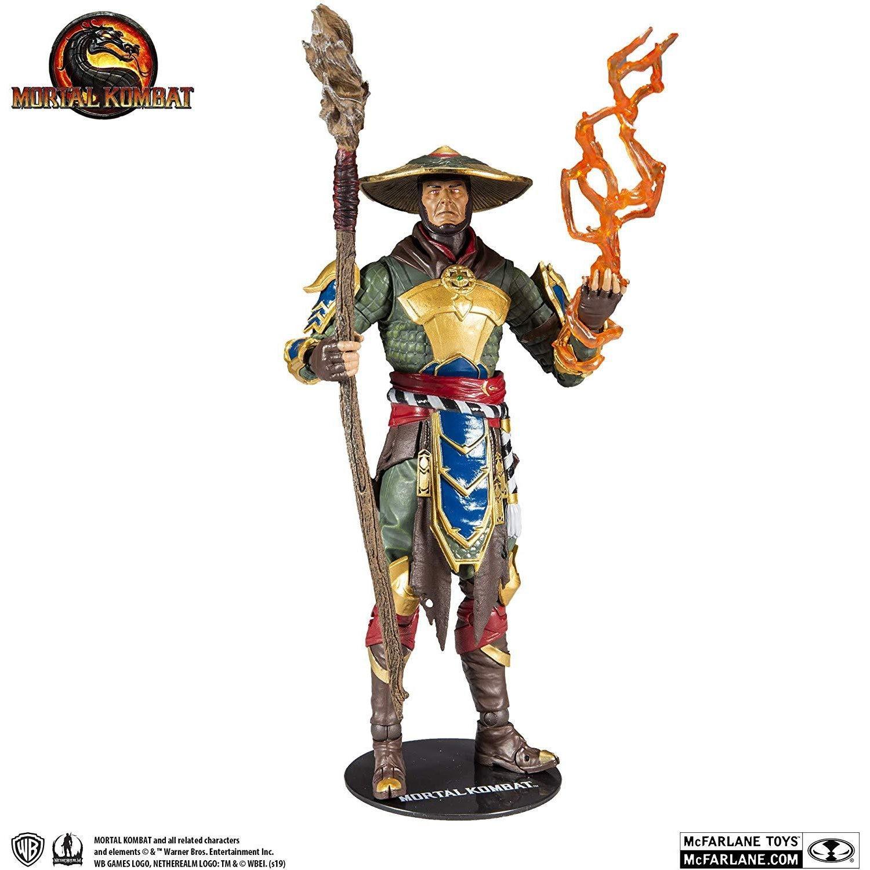 "Image of Mortal Kombat 11 Raiden 7"" Action Figure - Q1 2020"