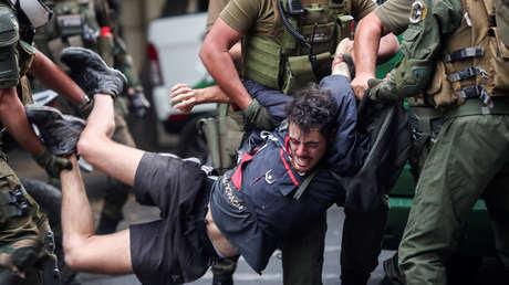 """Denuncian que en las protestas en Chile se han cometido """"las más graves violaciones a los DD.HH. desde 1989"""""""