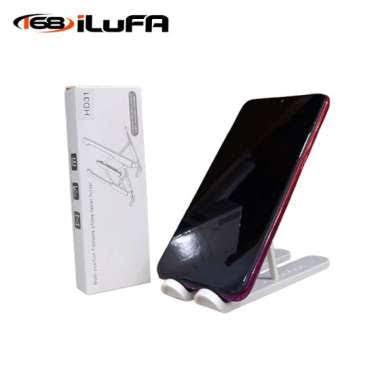 Holder Mini Folding HD31 Stand Lipat Meja Hp Anti Slip / Stand Hp Tablet Universal / Holder Meja - Multicolor