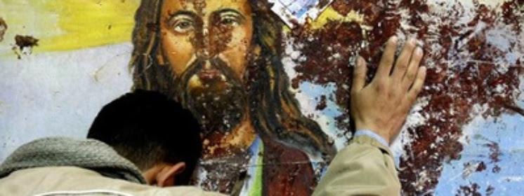 Znalezione obrazy dla zapytania PRZESLADOWANI CHRZESCIJANIE
