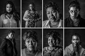 Resultado de imagen para Fotografías de Mujeres abusadas y golpeadas en ciudad de México