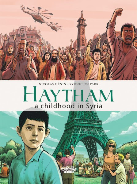HAYTHAM: A CHILDHOOD IN SYRIA