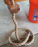 rope knot for bed swing