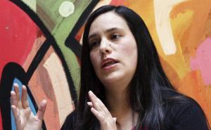 Verónika Mendoza. Foto: La República