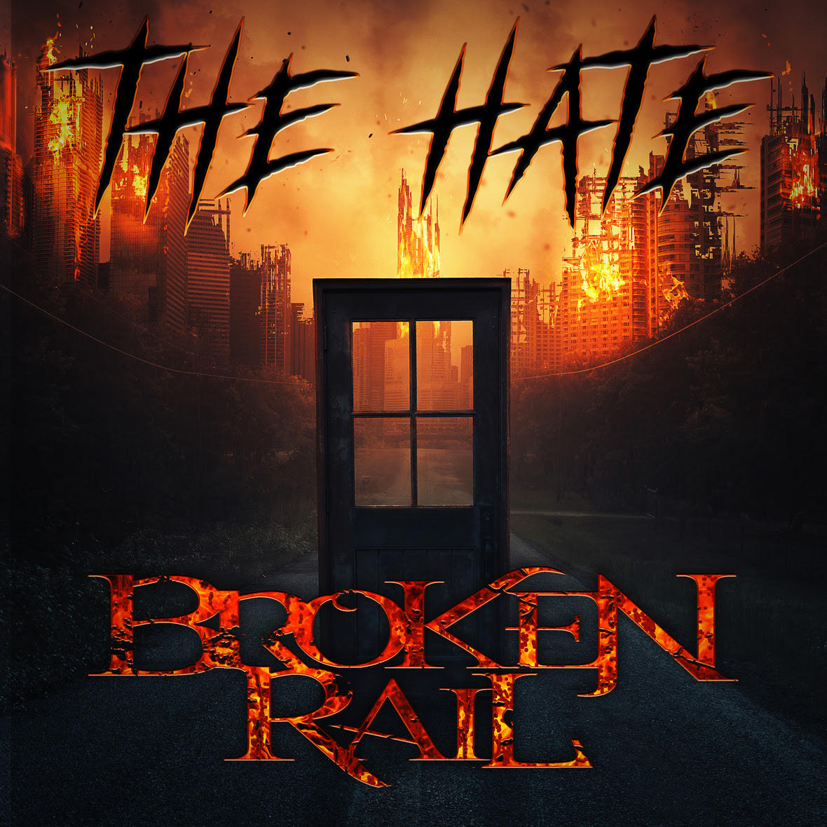 THE HATE Cover Art FINAL