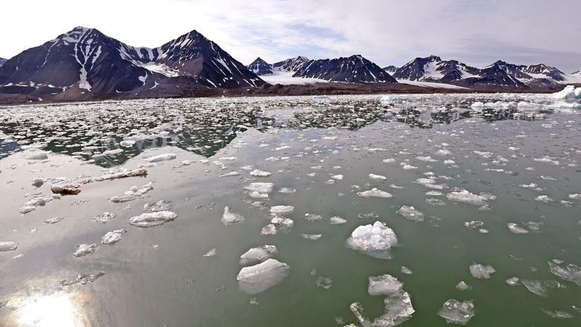 No hay nada que hacer: la ONU advierte que el aumento de la temperatura del Ártico es inevitable (FOTO, VIDEO)