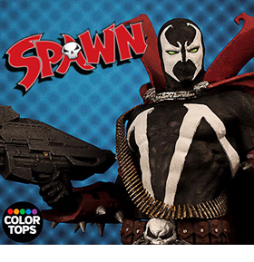 SPAWN: REBIRTH FIGURE