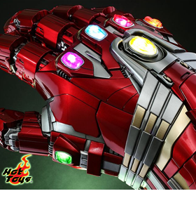 AVENGERS: ENDGAME 1/6 SCALE RESCUE, LIFE-SIZE NANO GAUNTLET