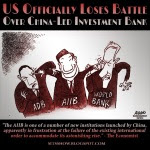 US Losses Battle or AIIB MEME