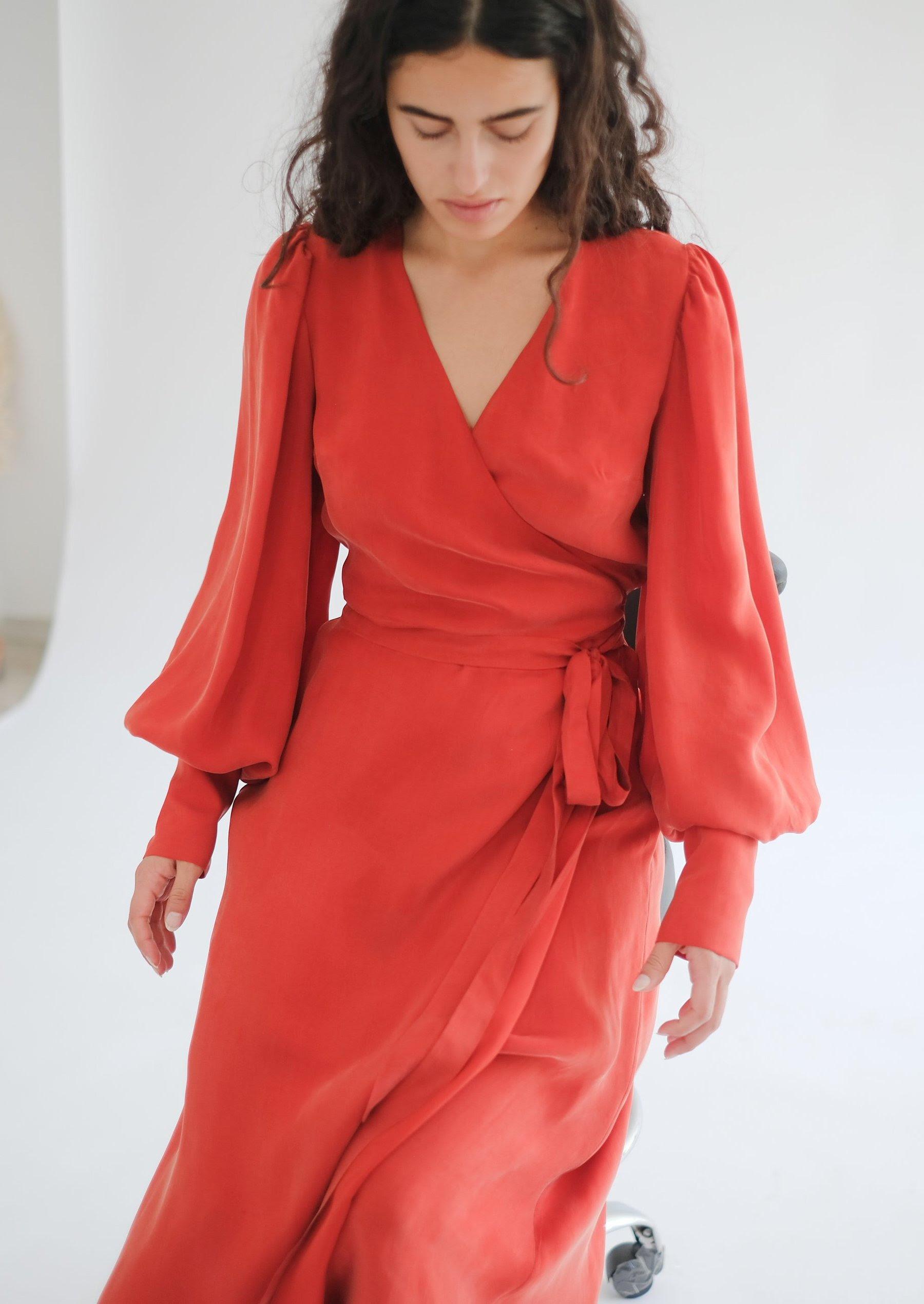 Ruth Dress, $199 @ohsevendays.com