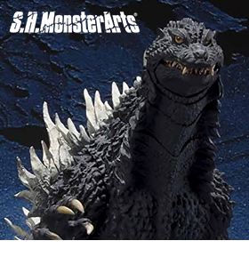 S.H.MONSTERARTS GODZILLA AGAINST MECHAGODZILLA