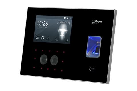 Dahua lanza terminales de asistencia de tiempo de identificación biométrica doble