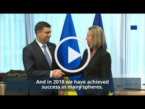 EU-Ukraine Association Council Highlights - to view video please click on image above