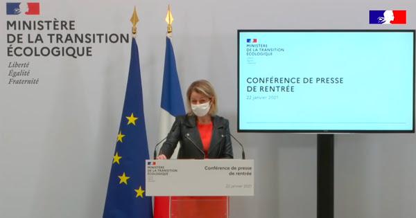 RE 2020:  Barbara Pompili ne reviendra pas sur l'exclusion du gaz