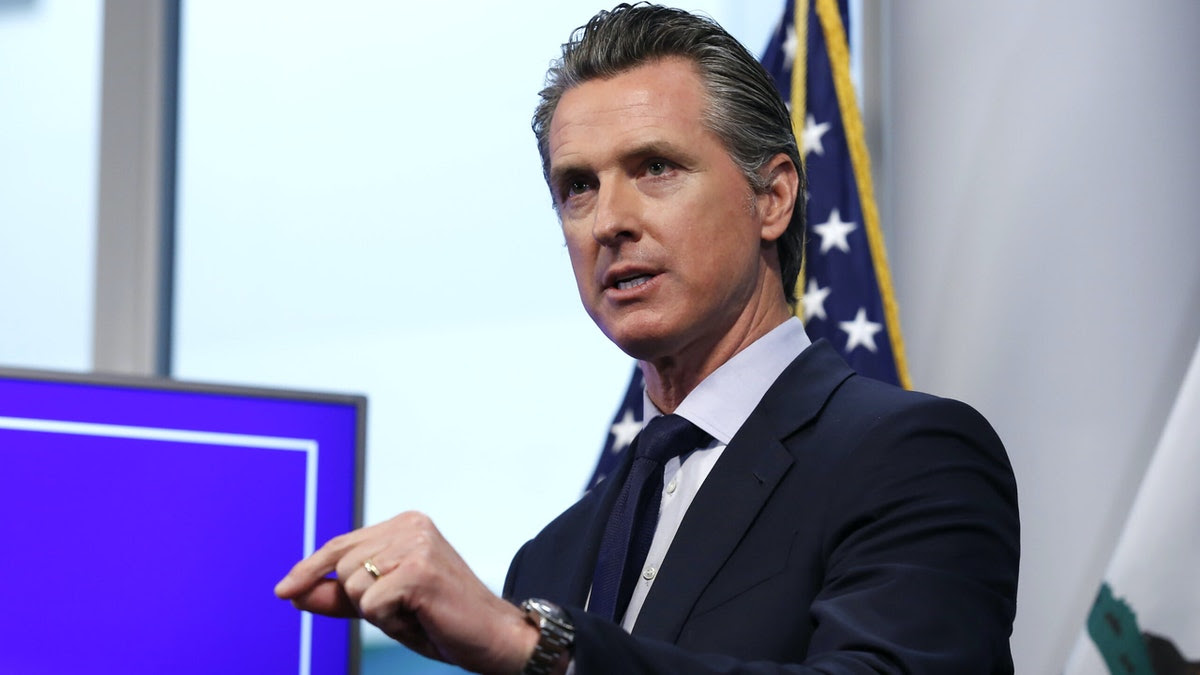California Democrat Governor Gavin Newsom Caught Attending Multi-Family Gathering That He Has Advised Against: Report