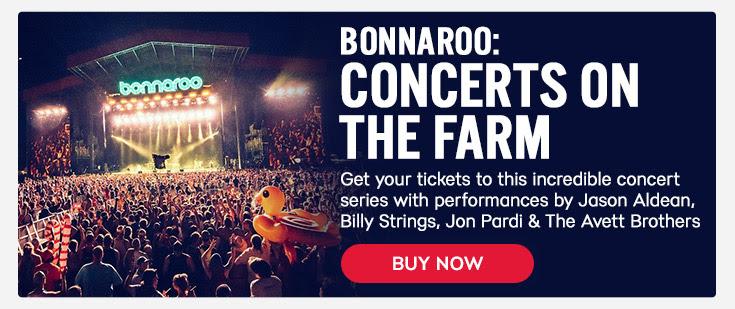 Bonnaroo: Concerts on the Farm