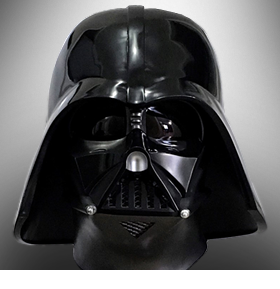 PRECISION CAST DARTH VADER REPLICA HELMET