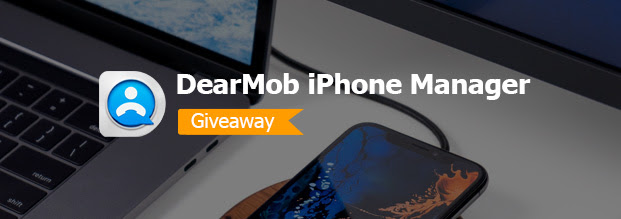 Software Giveaway: FREE DearMob iPhone Manager v5.0 Key