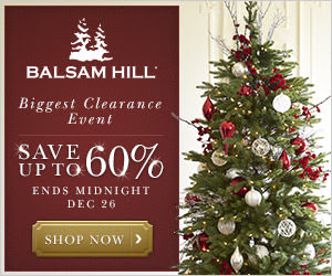 Balsam Hill's BIGGEST Clearanc...