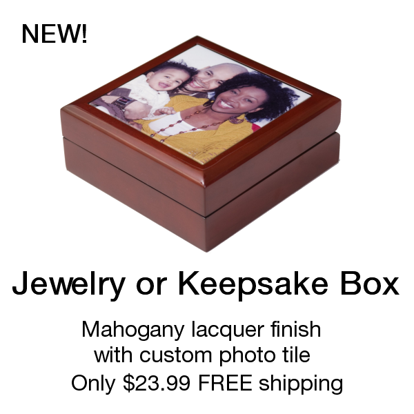 Jewelry or Keepsake Box at dotphoto