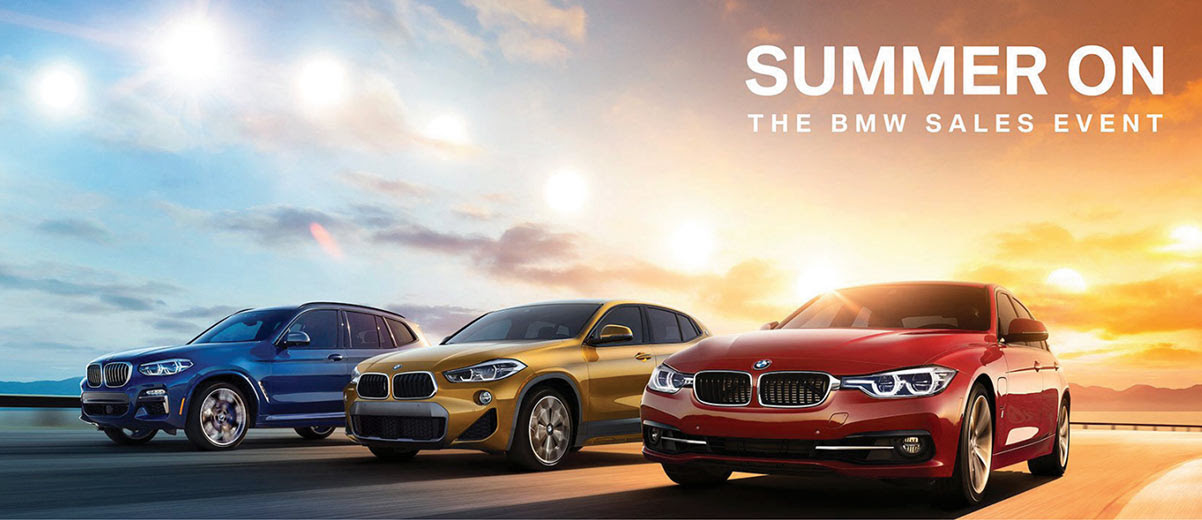 Summer On BMW Sales Event