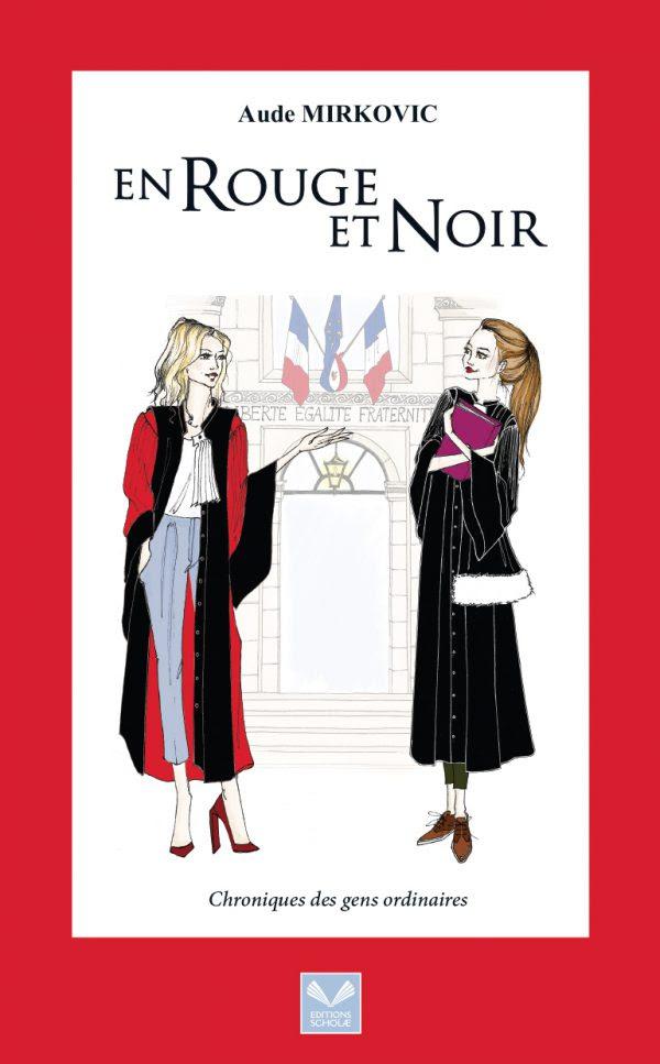 En Rouge et Noir (Aude Mirkovic)